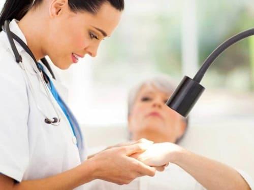 Прием врача-дерматолога