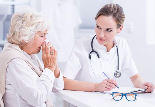 Прием врача-аллерголога