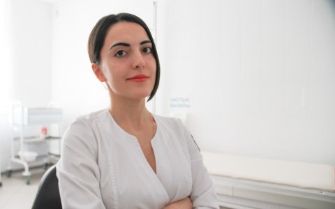 Арзуманян Арина Аршаковна