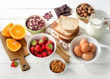 Анализы на пищевые аллергены